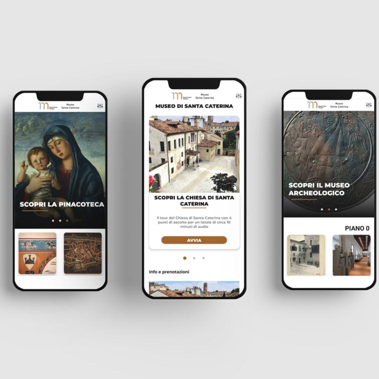 Nuova App audioguida