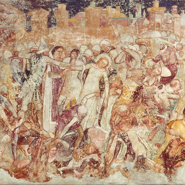 La Chiesa e il Ciclo di Sant'Orsola